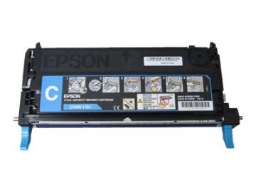 Epson C2800 / C13S051160 Cyan Refurbished Toner Cartridge